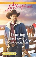 Courting the Cowboy (Cowboys of Cedar Ridge, nr. 1)