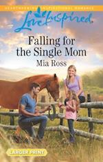 Falling for the Single Mom (Oaks Crossing)