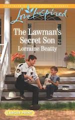 The Lawman's Secret Son (Home to Dover)