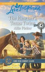 The Rancher's Texas Twins (Lone Star Cowboy League Boys Ranch, nr. 6)