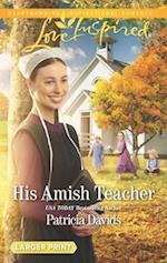 His Amish Teacher (Amish Bachelors)