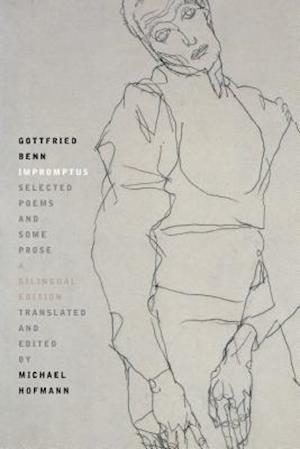 Bog, hardback Impromptus af Gottfried Benn