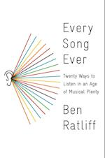 Every Song Ever af Ben Ratliff