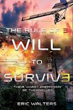The Rule of Three: Will to Survive af Eric Walters