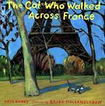 The Cat Who Walked Across France af Georg Hallensleben