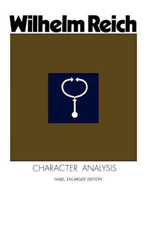 Bog, paperback Character Analysis af Wilhelm Reich