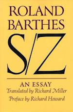 S/Z af Roland Barthes, Honoré de Balzac, Richard Howard