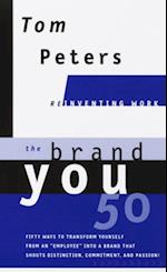 Brand You 50 (Reinventing Work)