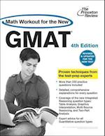 Math Workout for the New GMAT af Princeton Review