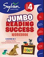 4th Grade Super Reading Success (Language Arts Super Workbooks)