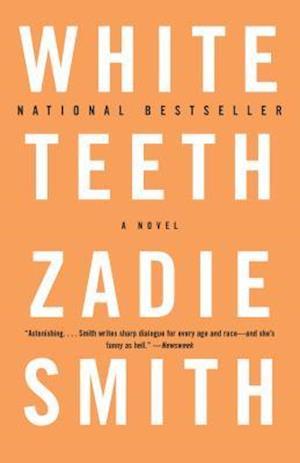 Bog, paperback White Teeth af Zadie Smith