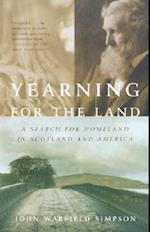 Yearning for the Land af John W. Simpson
