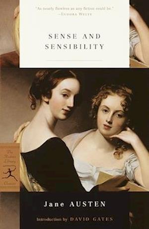 Bog, paperback Sense and Sensibility af David Gates, Jane Austen, David M Gates