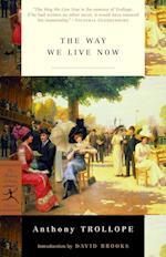 The Way We Live Now af Hugh Osborne, Anthony Trollope