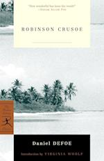 Robinson Crusoe (Modern Library Classics)