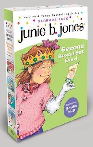 Junie B. Jones Second Boxed Set Ever!