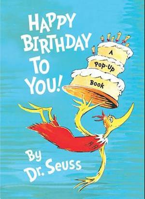 Bog, hardback Happy Birthday to You! af Dr Seuss