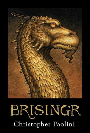 Bog, hardback Brisingr af Christopher Paolini