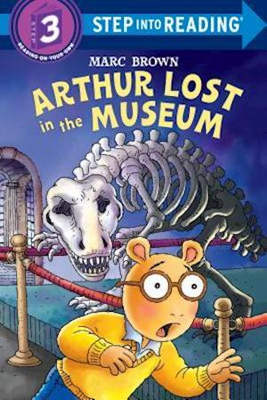 Arthur Lost in the Museum [With Stickers]