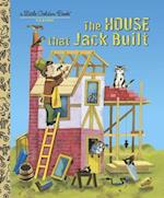 The House That Jack Built af Diane Muldrow, J P Miller, Golden Books