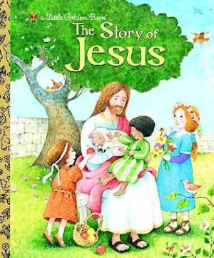 Bog, hardback The Story of Jesus af Jane Werner Watson