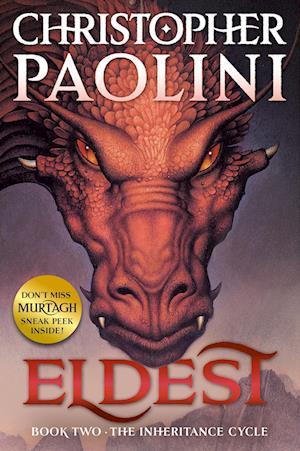 Bog paperback Eldest af Christopher Paolini