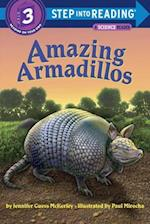 Amazing Armadillos (Step Into Reading. Step 3)