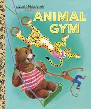 Bog, hardback Animal Gym af Tibor Gergely, Beth Greiner Hoffman