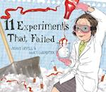 11 Experiments That Failed af Jenny Offill, Nancy Carpenter