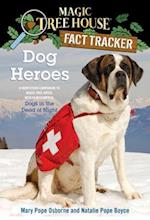 Dog Heroes (Magic Tree House Fact Trackers)
