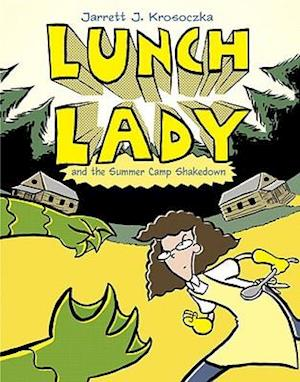 Bog, paperback Lunch Lady 4 af Jarrett J. Krosoczka