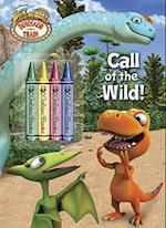Call of the Wild! [With 4 Crayons] af Mona Miller