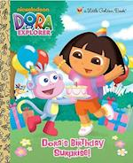 Dora's Birthday Surprise! af Molly Reisner