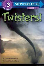 Twisters! (Step Into Reading. Step 3)