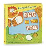 Richard Scarry's Egg in the Hole (Shaped Board Books)