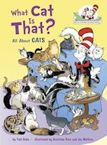 What Cat Is That? (Cat in the Hat's Learning Library)