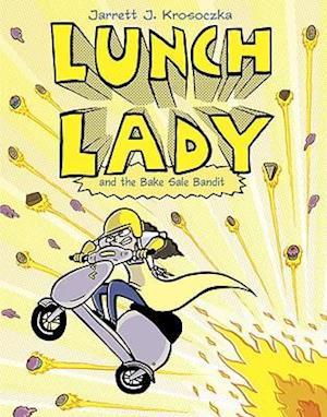 Bog, paperback Lunch Lady 5 af Jarrett J. Krosoczka