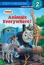 Animals Everywhere! af W Awdry