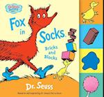 Fox in Socks, Bricks and Blocks (Dr. Seuss Nursery Collection)