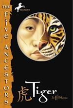 Five Ancestors Book 1: Tiger af Jeff Stone