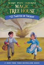 Twister on Tuesday (A Stepping Stone Book(tm))