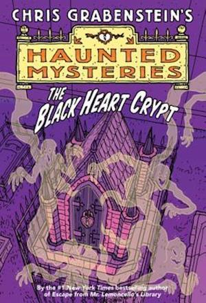 Black Heart Crypt af Chris Grabenstein