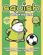 Captain Disaster (Squish Library, nr. 4)