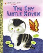 Shy Little Kitten (Little Golden Book)