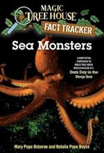 Sea Monsters (A Stepping Stone Book(tm))