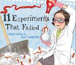11 Experiments That Failed af Jenny Offill