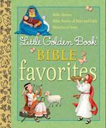 Little Golden Book Bible Favorites af Christin Ditchfield