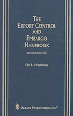 The Export Control and Embargo Handbook