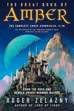 The Great Book of Amber af Roger Zelazny