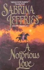 A Notorious Love af Sabrina Jeffries